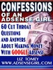 Thumbnail Confessions of an AdSense Girl - MASTER RESELL RIGHTS INCLUD