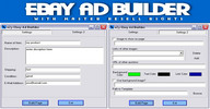 Ebay Ad Builder/how to make money on ebay/ebay make money