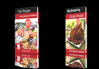 **NEW!**Fresh Recipes Two Books-Chicken Recipes-Fish Recipes