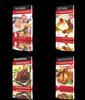**NEW** Fresh Recipes Four Books -Fish - chicken - Chicken W