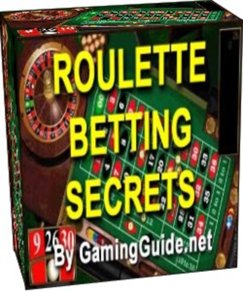 Product picture Roulette Betting Secrets