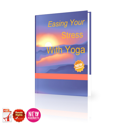 Product picture *NEW!*Control Your Stress With Yoga - Resale Rights