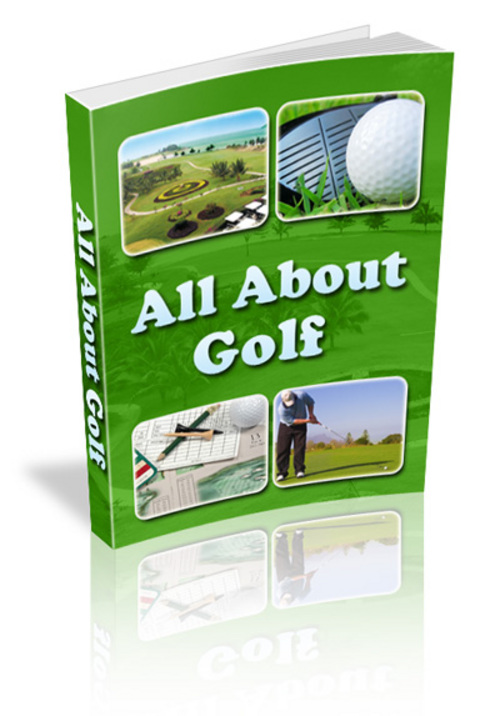 Product picture like learning to play golf